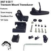 Humminbird XNT 9 DI T TM Transducer With Down Imaging And DualBeam Plus