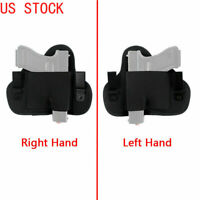 Tactical Pancake IWB Gun Holster Concealed Carry for Compact to All Size Handgun