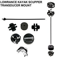 LOWRANCE KAYAK SCUPPER TRANSDUCER MOUNT