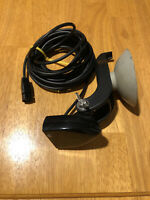 Humminbird XNT-9-20T Portable Suction Cup Mount Transducer