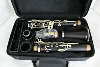 Noblet 40 Wood Clarinet - New Case & Mouthpiece!