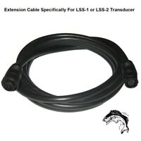 Lowrance Extension Cable 10EX-BLK 9-pin For LSS-1 or LSS-2 Transducer