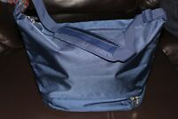SAMSONITE TRAVEL TOTE BAG NAVY BLUE NEW