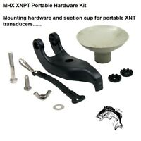 Humminbird MHX XNPT Portable Hardware Kit: Mounting Hardware And Suction Cup