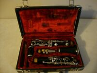 BOOSEY HAWKES SERIES 1-10 CLARINET  HARD CASE LONDON SERIES