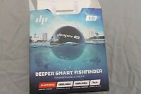 Deeper DP1H10S10 Pro GPS Wi-fi Wireless Smart Sonar Fish FInder (USED)