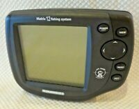 HUMMINBIRD MATRIX 12 FISHING SYSTEM - FISHFINDER HEAD UNIT ONLY - GPS READY