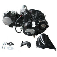 125cc 4 stroke ATV Engine Motor Semi Auto Electric Start
