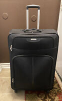 NEW Samsonite Spinner Suitcase Black