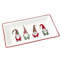 Gnome Christmas Cookie Tray – Christmas Platter