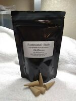 2quot; Jumbo Natural Cones Variety Sampler 24 CT 4 Scent Hand Scented Scentimentals $9.99