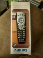 Phillips CL035A Universal Remote Control with setup guide and codes $6.99