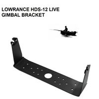 LOWRANCE HDS 12 LIVE GIMBAL BRACKET WITH KNOBS