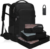 Anti Theft 45L Carry on Backpack Airline Approved Laptop Handbag Cabin Luggage