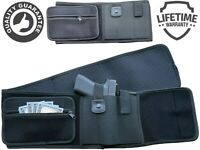 Belly Band Holster for Concealed Carry Tactical Waistband Hidden Belt Pouch