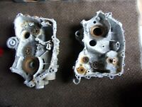 YAMAHA 660 GRIZZLY LOWER ENGINE CASING
