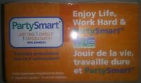 Himalaya Party Smart 10 Pack Exp Dec. 2021 One Capsule for a Better Morning $14.49