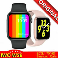 Smart Watch for iPhone iOS Android Phone Bluetooth Fitness Tracker Waterproof $25.99