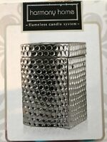 Harmony Home flamless candle system Silver $19.99