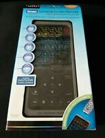Sharper Image Smart Universal Jumbo Remote With Luminescent Backlit Touch Pad $22.99