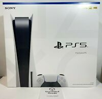 Sony Playstation 5 PS5 Disc Version ***In Hand amp; Ready To Ship*** 🚚 NEW IN BOX $899.95