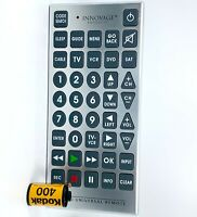 Innovage Products Jumbo Universal Remote Excellent Condition Tested Working $13.99
