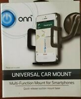 Onn Universal Car Mount. Great for hands free phone use 4 available $4.99