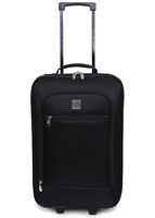 Protege 18quot; Pilot Case Carry On Suitcase Lightweight Portable Wheel Luggage Bag