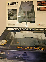 Heng Long 1 16 Scale German Tiger I Remote Control Tank #3818 $179.00