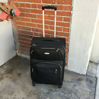 Approximately 25quot; x 16quot; x 12quot; Samsonite Spinner Luggage Medium Checked Bag