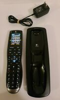 Logitech Harmony One Universal Remote with Color Touchscreen Black Please Read $24.99