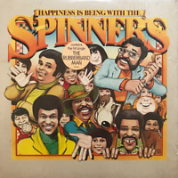 The Spinner Happiness Is Being With The Spinners LP Atlantic SD 18181 G