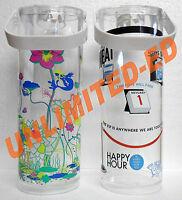 Absolut Drink Pitchers - 2010 Collection - SET of 2 - BRAND NEW - FREE SHIPPING