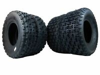 SUZUKI LT 250R QuadRacer MASSFX ATV Tire 4set  4 ply 22X7-10 22X10-10 1985-1992