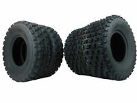 SUZUKI Z400 2WD MASSFX ATV Tires 4 set  4 ply 22X7-10 20X10-9 2002-2014