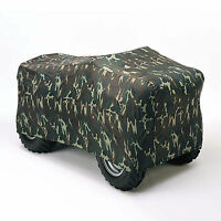 Guardian ATV Cover (Green Camo) - XXL