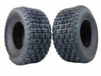 New KAWASAKI Mule 500 MASSFX ATV Rear Tires 22X10-10 2set 4ply
