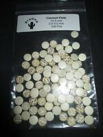 USA 3.0mm Thick IC Triple Bladder Clarinet Pads, 25 Choose Your Sizes