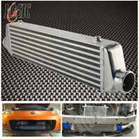 Universal Baramp;Plate Front Mount Intercooler 550*140*64 FMIC 2.5quot; In Outlet $109.46