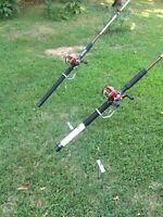 Rod Holders For Bank Fishing 2 post Heavy Duty . Pack of 3 holders   $22.50