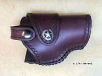 Improved Bond Arms Leather Driving Holster
