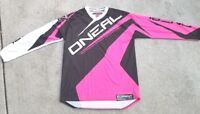 Sports amp; Outdoors O#x27;Nei MOTORCYCLE RIDDING JERSEY size LG 2017 used only once $18.00
