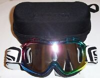 Goggles Cycle/ATV Scott Ultimate Votage R Pro Youth Blue new