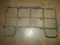 2005 Arctic Cat 400 ATV 4X4 rear luggage rack