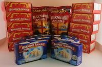 Nabisco Barnums Animals Crackers Lot - Caged Background & Limited Edition Boxes