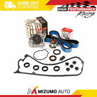 Timing Belt Kit GMB Water Pump Valve Cover Gasket Fit 01-05 Honda 1.7 D17A1 A2