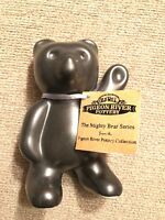 Pigeon Forge The Mighty Bear Series Boogie Dancer Signed Bear 9-6-02 Birth