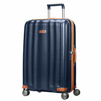 Samsonite Black Label Lite-Cube DLX 20 Inch Spinner (MIdnight Blue color)