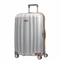 Samsonite Black Label Lite-Cube DLX 20 Inch Spinner (Silver)