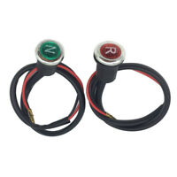 Reverse and Neutral Gear Shifter Indicator Light Set for 50 250cc ATV